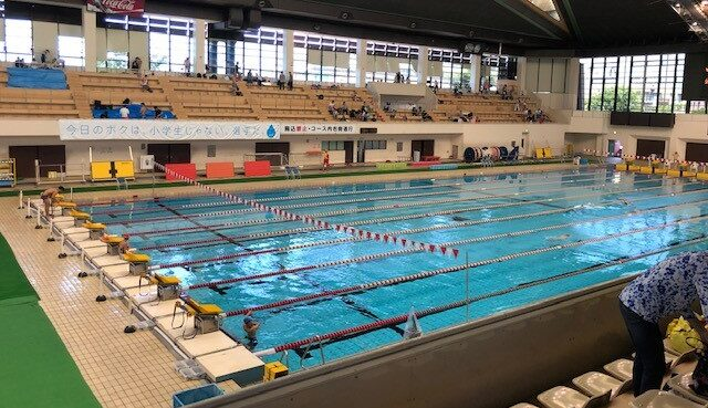 Japanese Swim Meet – Hyogo Prefecture Masters Swim Meet